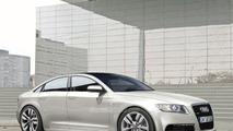 SPY PHOTOS: Audi A7