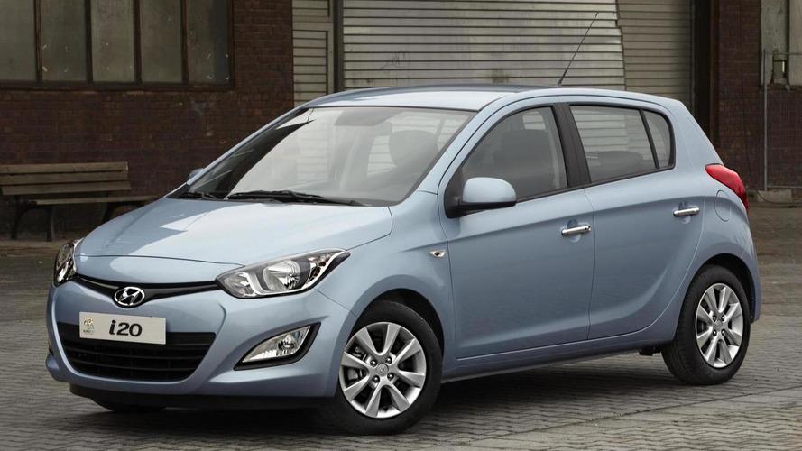 New Hyundai i20 facelift revealed ahead of Geneva debut