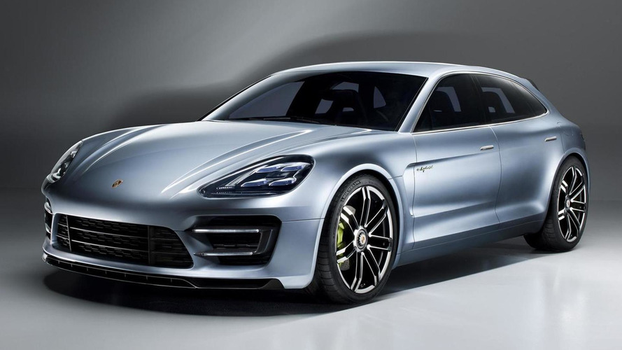 Porsche Pajun electric concept reportedly heading to IAA