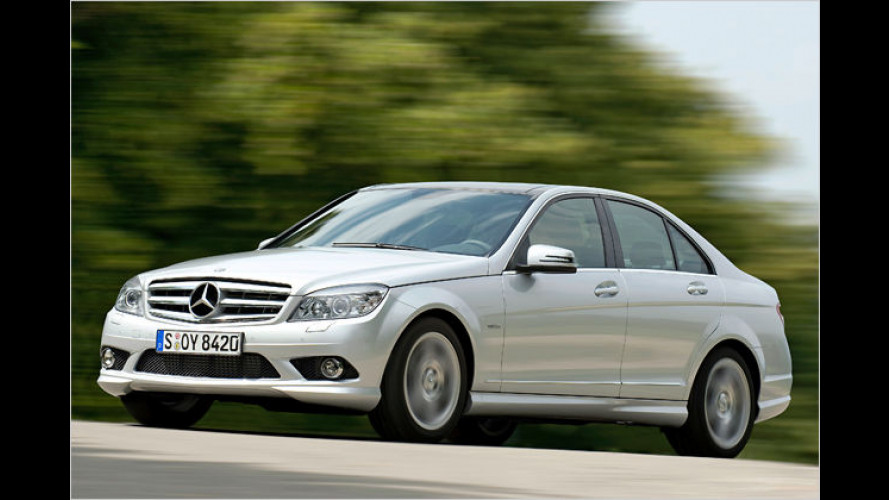 Neu: Mercedes C 250 CDI BlueEfficiency Prime Edition