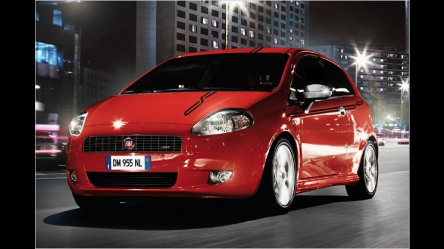Fiat Grande Punto mit neuem Dieselaggregat erhältlich