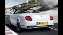 Bentley-Cabrio: 325 km/h