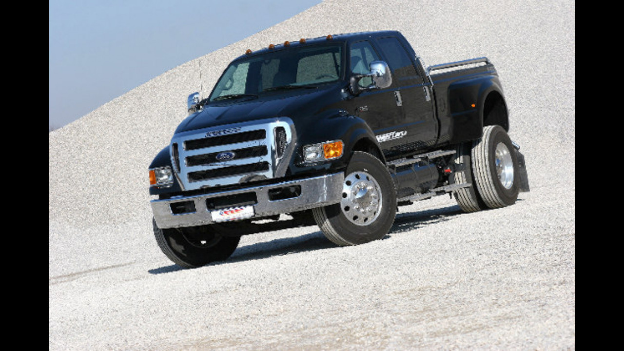 Ford F-650 bei Geiger