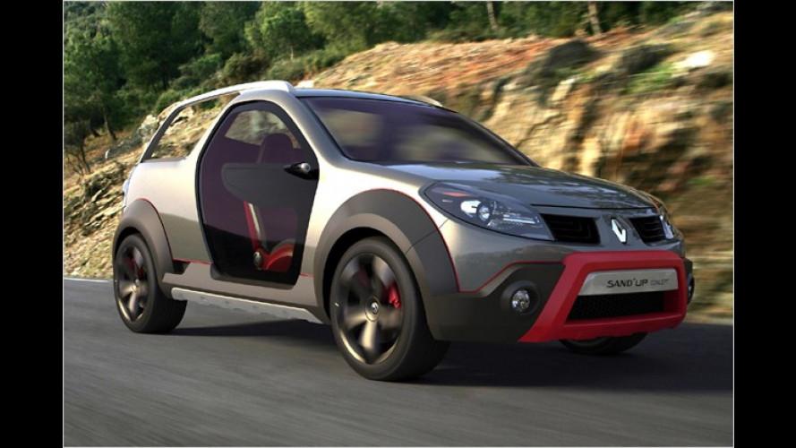 Renault Sand'up Concept: Der multifunktionale Sandero