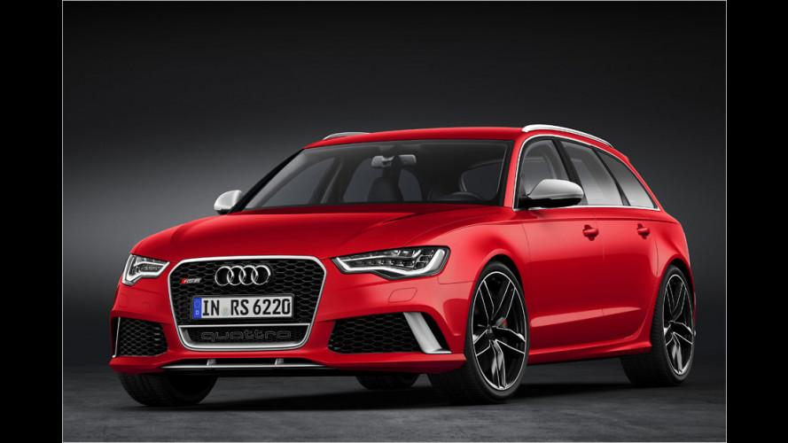 Audi RS 6 Avant: Rückkehr des Mega-Kombis