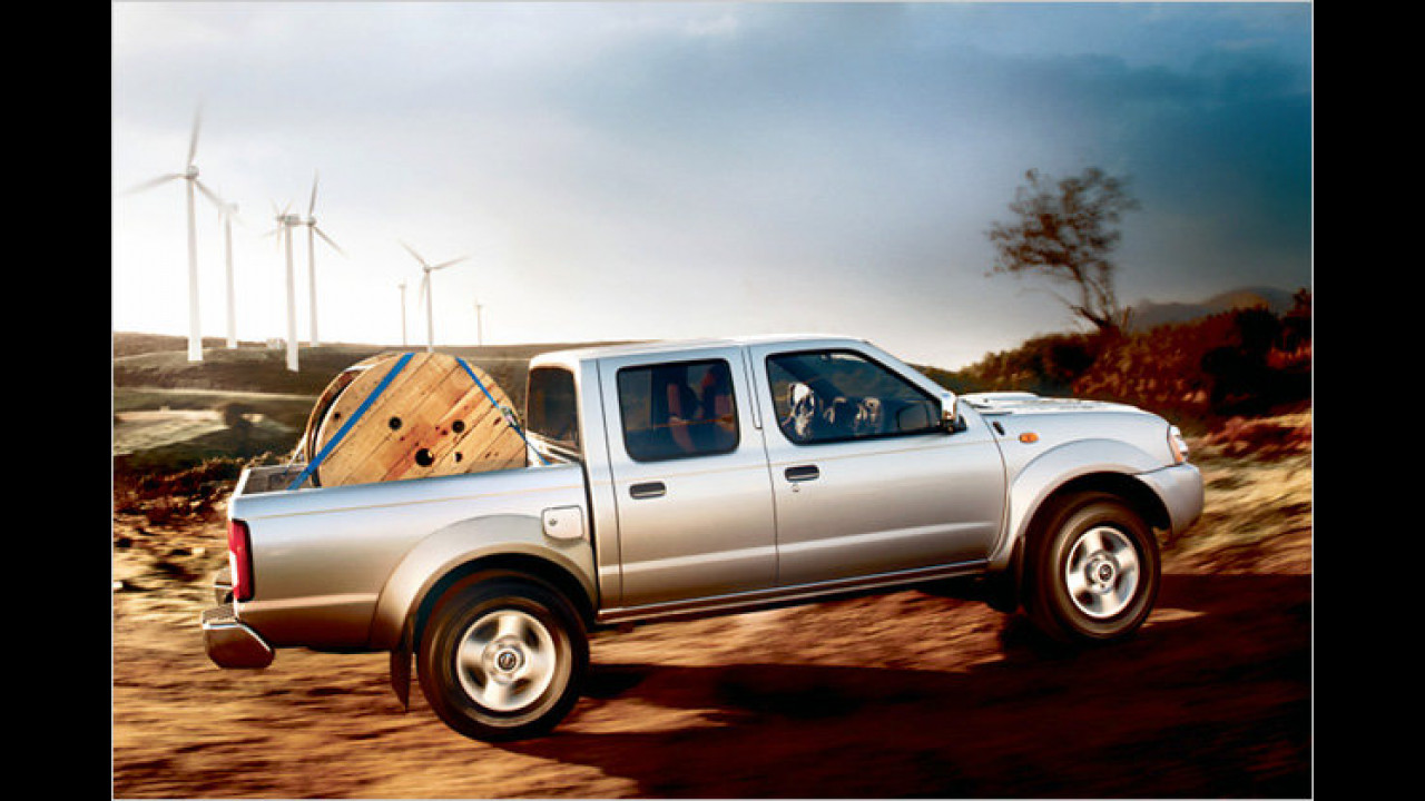 Nissan NP300 Pickup Double Cab 2.5 dCi