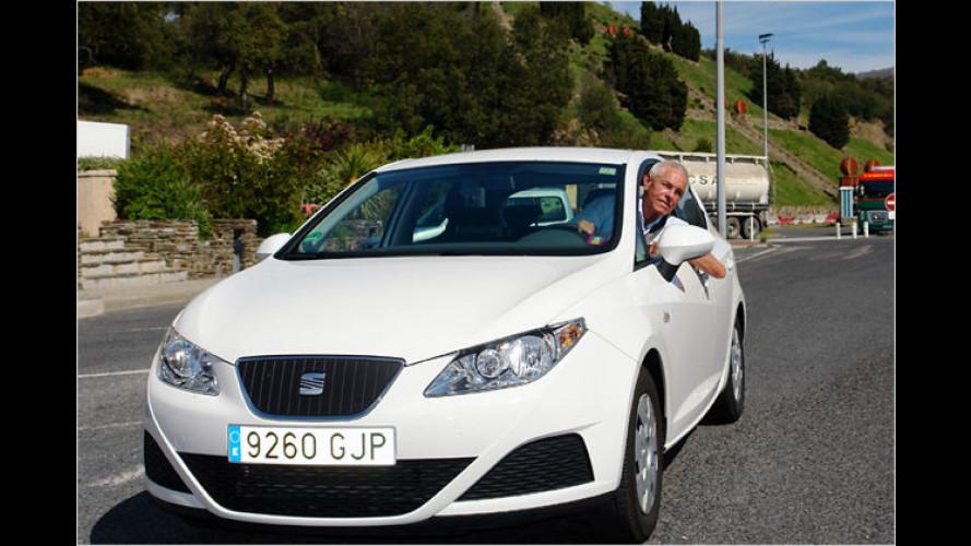 Seat Ibiza Ecomotive: Nur 2,91 Liter Verbrauch bei Sparwette