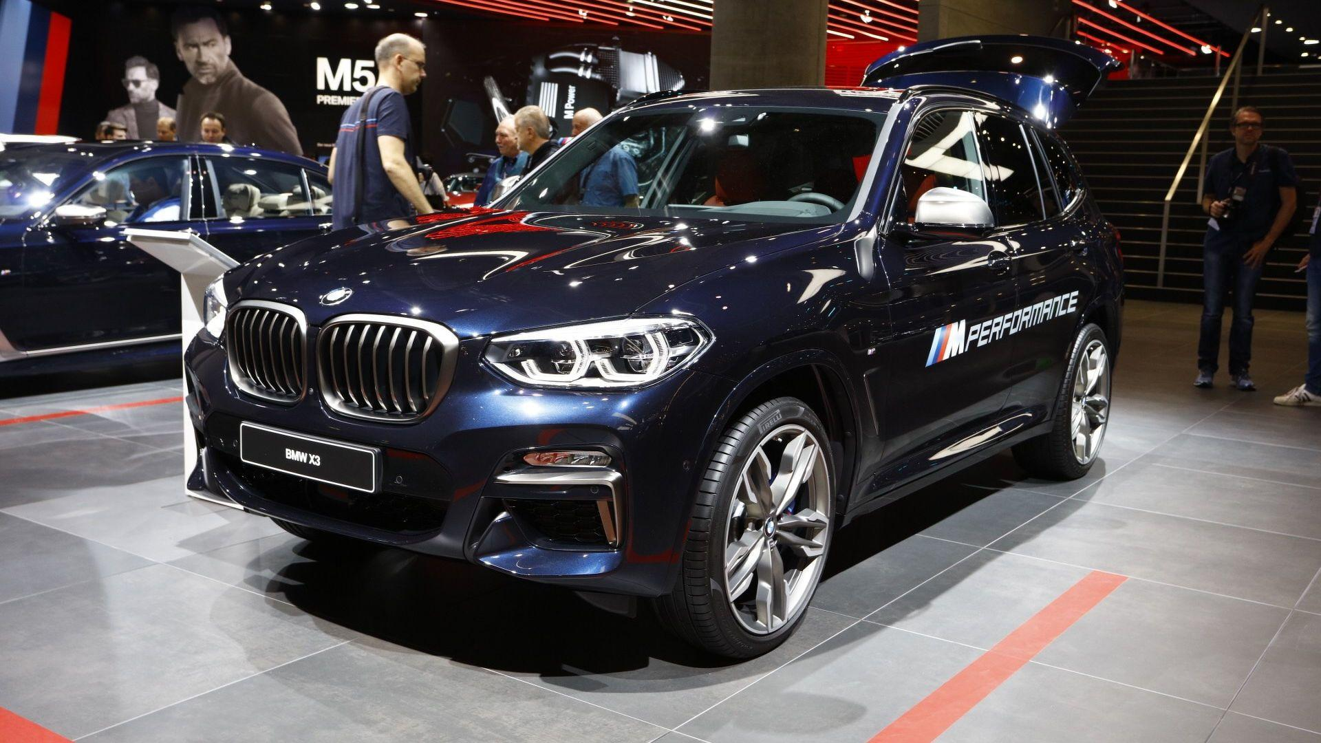 first ever bmw x3 m officially under evaluation. Black Bedroom Furniture Sets. Home Design Ideas