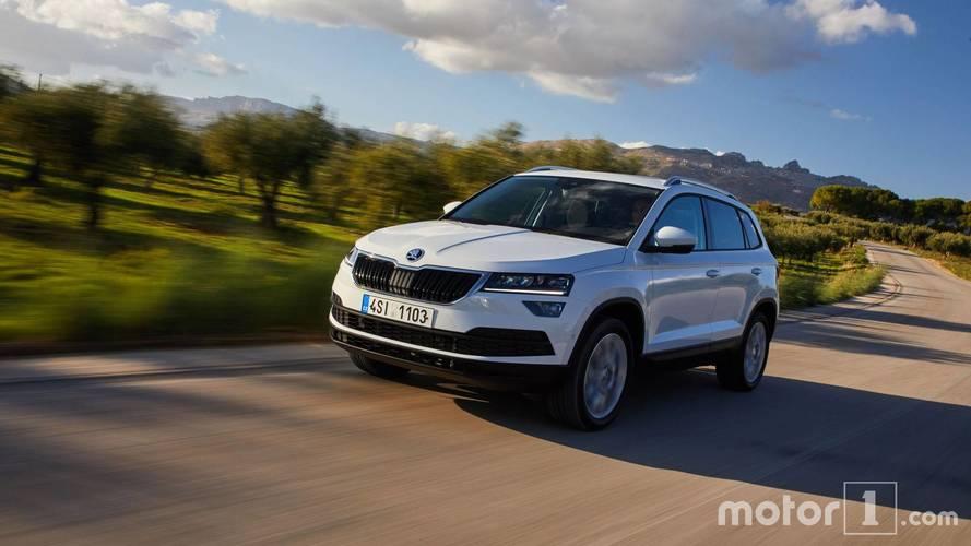 Le Škoda Karoq sera assemblé dans une usine Volkswagen