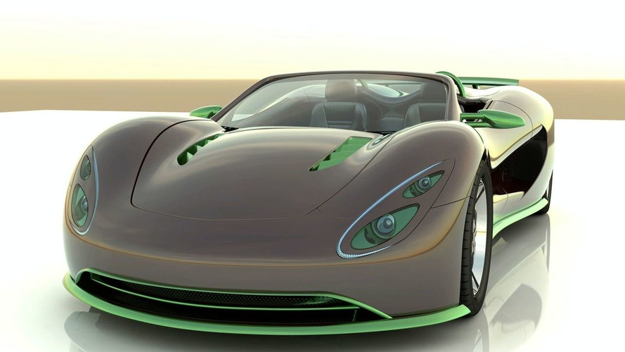Scorpion, The 450 hp Sports Car By Ronn Motor Company