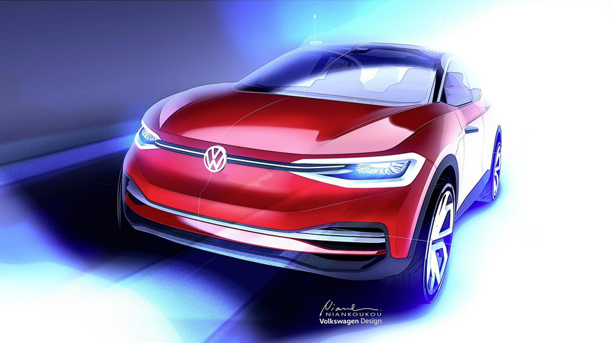 Volkswagen at IAA 2017: Preview of the further developed ID CROZZ1