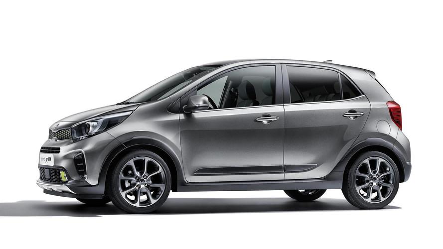 KIA Picanto X-Line 2018: el urbano que quería ser un SUV