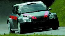 Carlos Sainz Tests the New Skoda Fabia S2000
