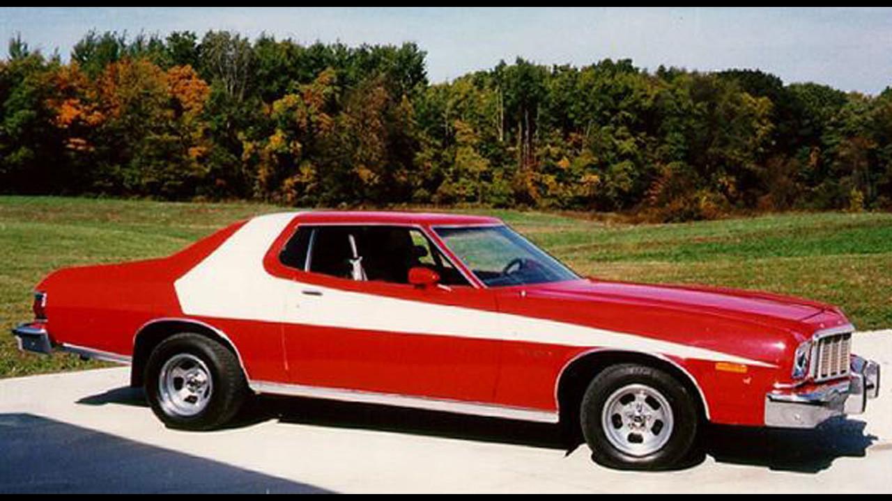 Ford Grand Torino - Stursky&Hutch