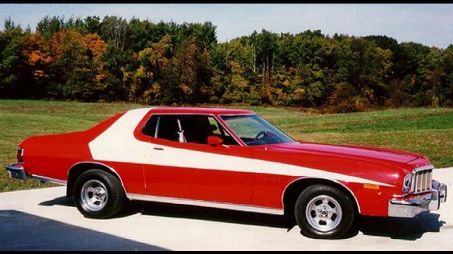 Dodge Charger vs Ford Grand Torino