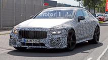 Üretime hazır Mercedes-AMG GT4 casus fotoğrafları
