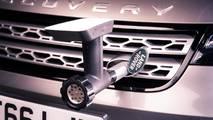 Land Rover Discovery transformado por Jamie Oliver