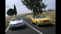 10 anni di Mercedes SLK