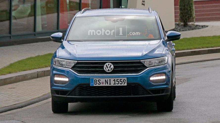 Volkswagen T-Roc R - Flagra