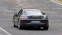 Porsche 718 Cayman GTS casus fotoğraflar