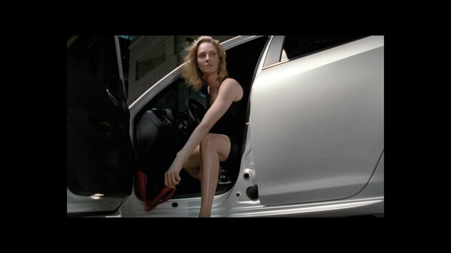 Elisabetta Canalis testimonial della nuova Lancia Ypsilon