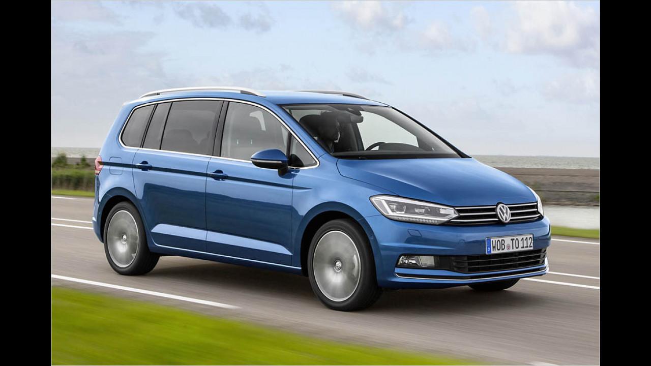 Großraum-Vans: VW Touran