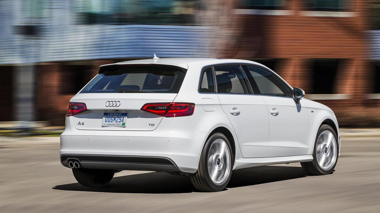Audi A3 Sportback returns to United States in TDI-only flavor