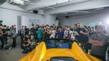 McLaren P1 event in Hong Kong 22.7.2013