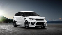 Range Rover Sport CLR RS by Lumma Design