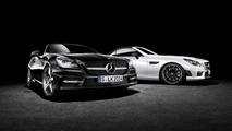 Mercedes SL 2LOOK and SLK CarbonLOOK special editions