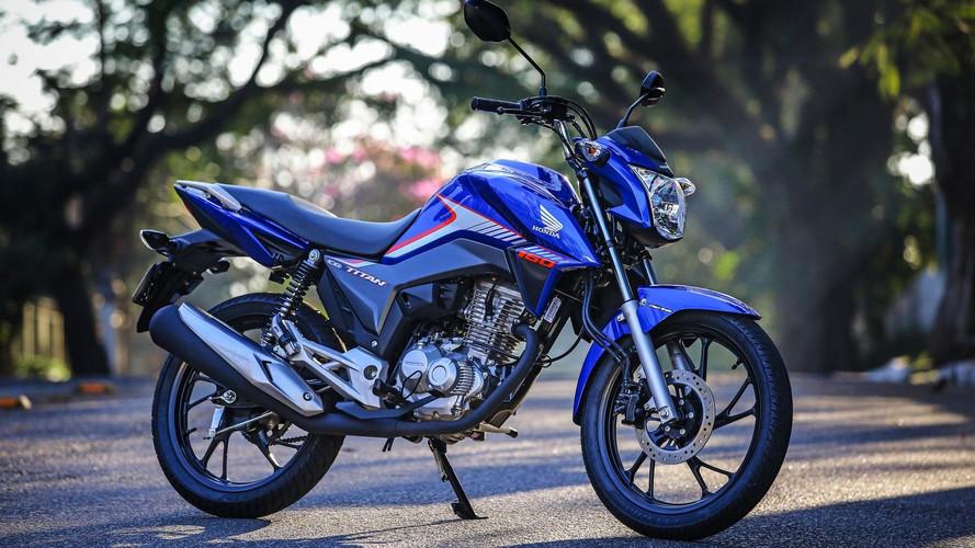 Vendas de motos - Cenário negativo muda projeções para fim do ano