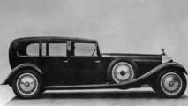 Bugatti Type 41 Royale Type #4 - Limousine Park Ward