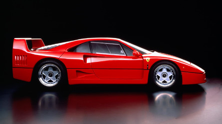 Ferrari Celebrates 30 Years Of F40