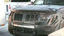 Jeep Grand Cherokee SRT8 Facelift Spy Photo