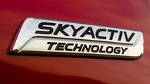 Mazda Skyactiv badge