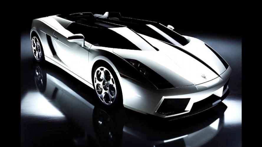 Lamborghini in Genf: Extreme Offen-Studie