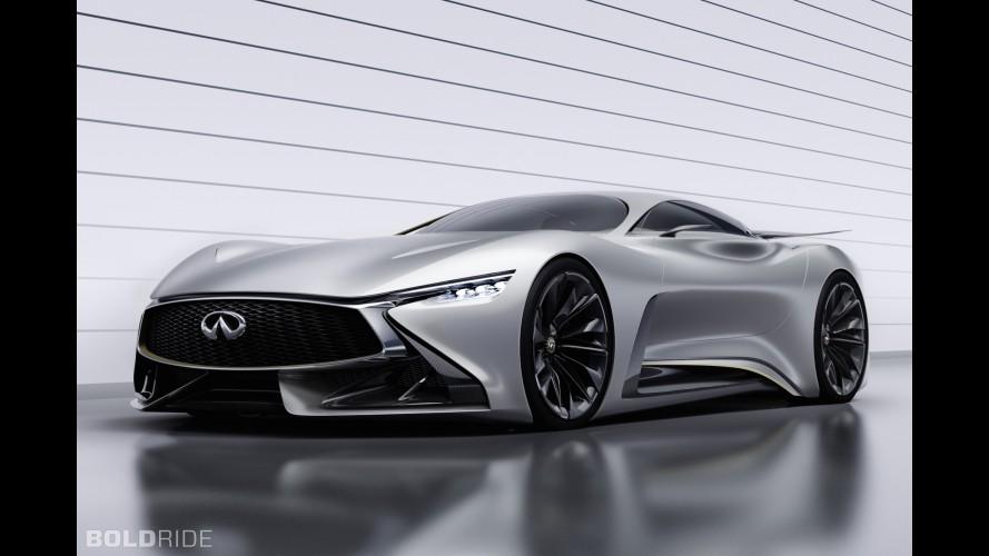Infiniti Concept Vision Gran Turismo