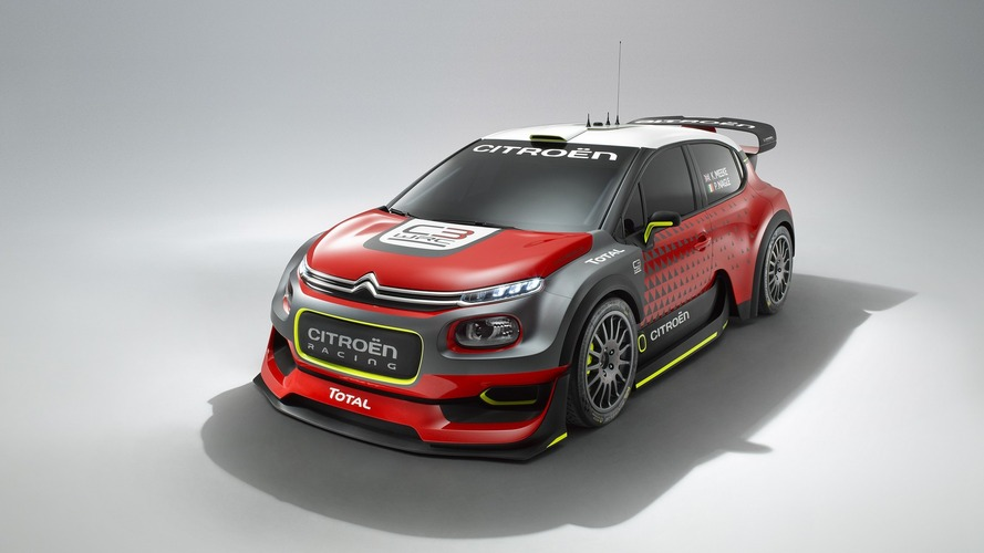 Citröen C3 WRC konsepti Paris'te görücüye çıkacak
