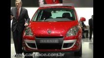 Salão de Genebra 2009: Renault mostra a nova geração da Scénic e Grand Scénic