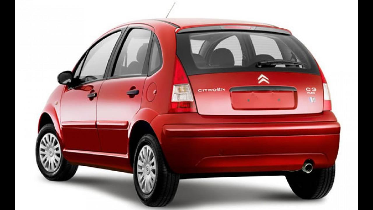 Recall: Citroën C3 e Peugeot 206 e 207 automáticos podem apresentar problema no freio