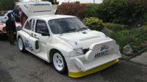 MG Metro 6R4 - Ex-Colin McRae