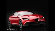 Alfa Romeo Gran Turismo Leggera Concept