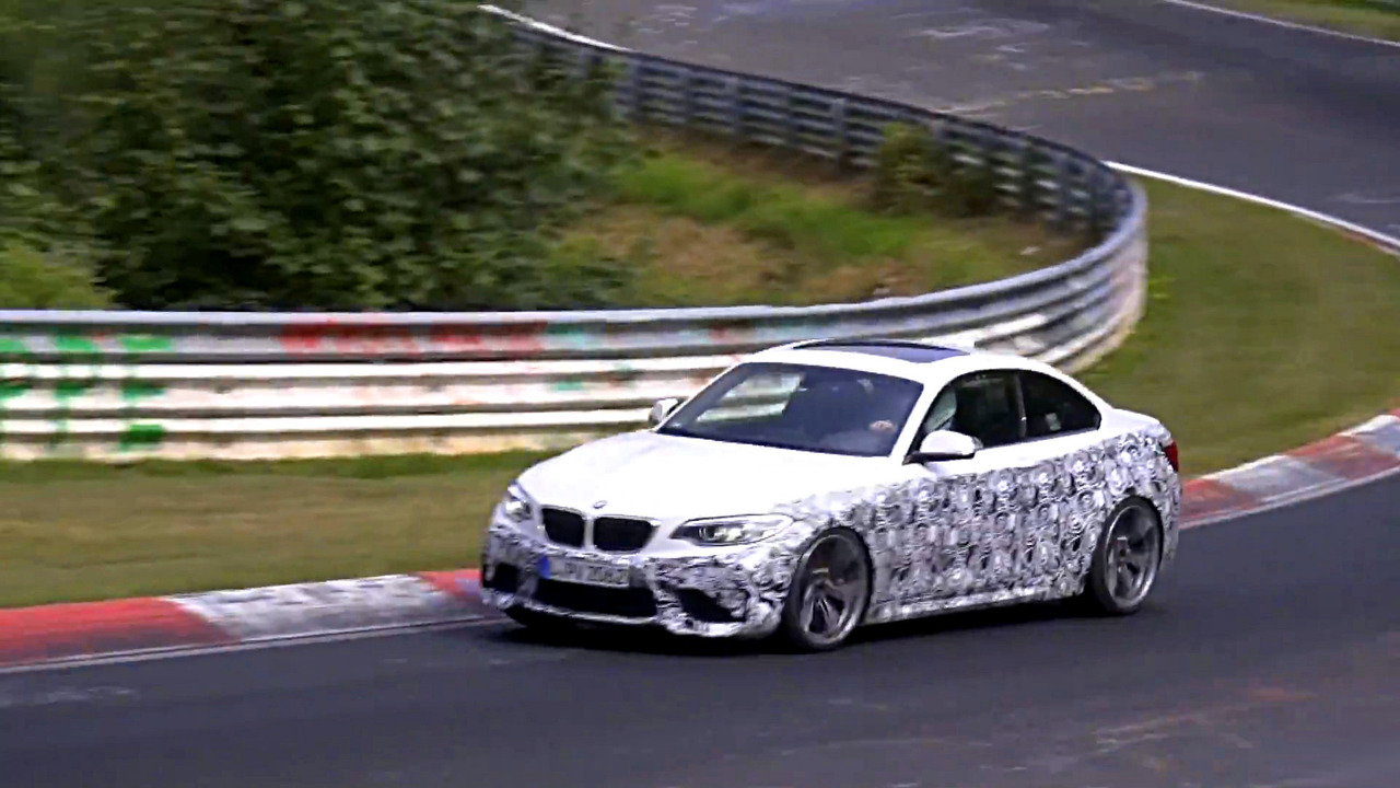 Possible BMW M2 CSL / GTS