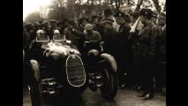 1937 - Il Marchese Tonino Brivio e Carlo Ongaro su Alfa Romeo 8C 2900