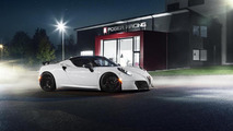 Alfa Romeo 4C by Pogea Racing