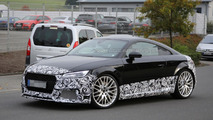Here is the 2016 Audi TT RS in action at the Nürburgring [video]