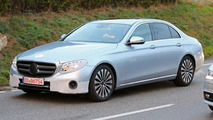 2016 Mercedes-Benz E-Class Sedan spy photo