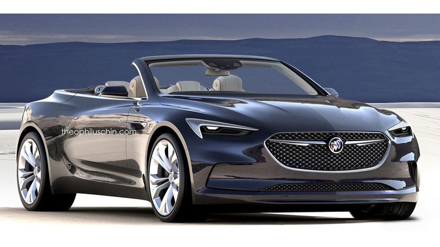 Buick Avista convertible looks too good not to build