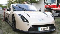 ERA Electric Raceabout prototype - 2.8.2011