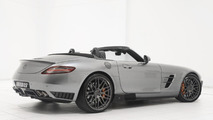 Mercedes-Benz SLS AMG Roadster by Brabus - 25.11.2011